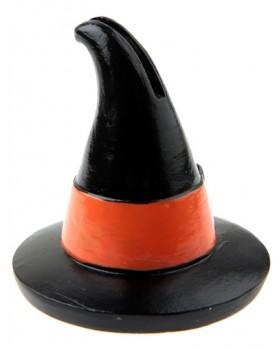 Marque place chapeau sorcière