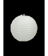 Lanterne 10 cm Blanc