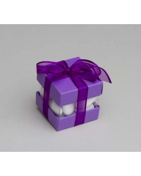 Boîte cube Vitamine
