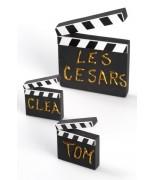 2 Marque-places cinéma