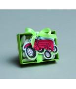 Fourreau + Vignette tracteur