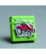 Carré nina + Vignette Tracteur
