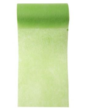 10 m Ruban large uni vert