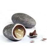Chocolat coeur coulant Caramel beurre salé