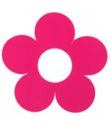 10 Marque-places fleur Fuchsia