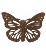 4 Papillons sur pince Chocolat