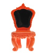 2 Marque-places chaise Orange