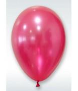 24 Ballons nacrés Fuchsia