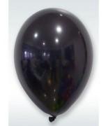 50 Ballons opaque Noir