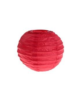 Lanterne 10 cm Rouge
