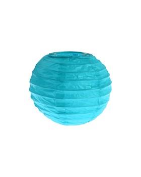 Lanterne 10 cm Turquoise