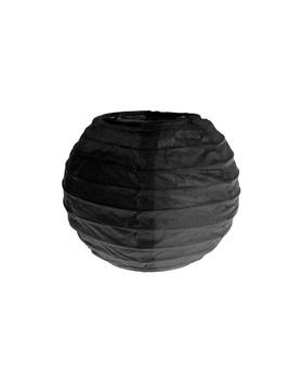 Lanterne 10 cm Noir