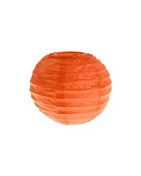 Lanterne 10 cm Orange