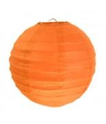 Lanterne 20 cm Orange