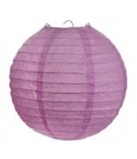 Lanterne 20 cm Parme