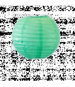 Lanterne 20 cm Vert eau