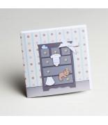 Carte Chambre de bébé