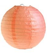 Lampion 50 cm Pêche