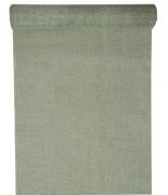 Chemin de table Popylin Vert
