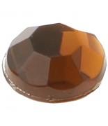 160 Strass autocollant Chocolat