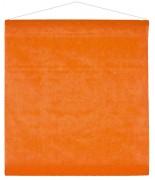 12 m Tenture de salle Orange