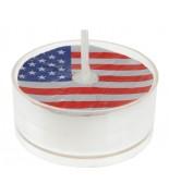 4 Bougies chauffe plat Amérique
