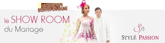 costumes et robes de mariages